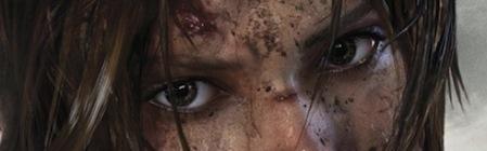 Tomb Raider Reborn Lara eyes