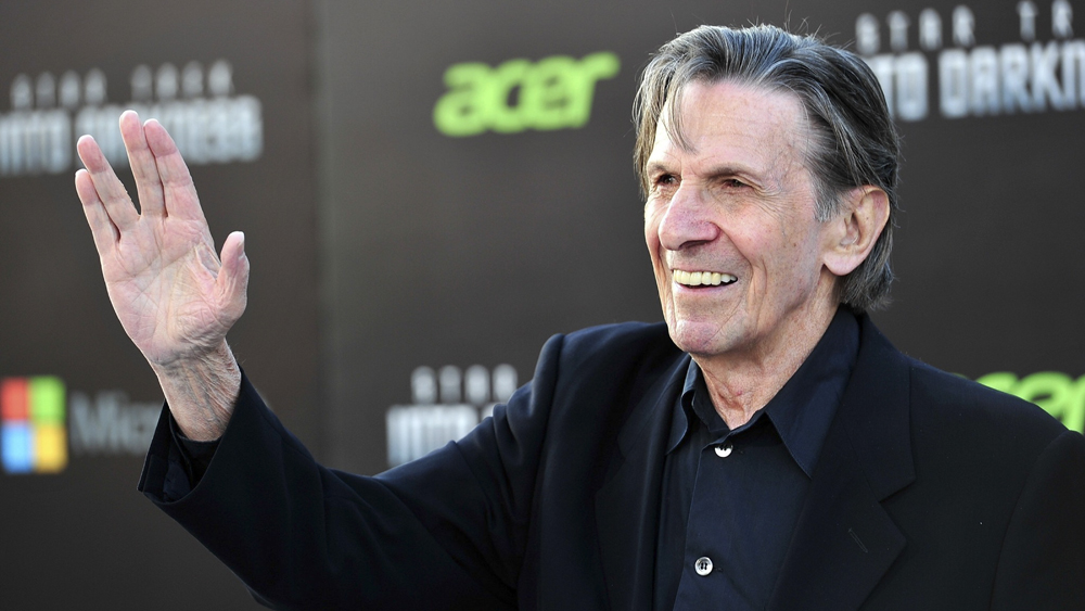 FILE: Leonard Nimoy Diagnosed With Lung Disease