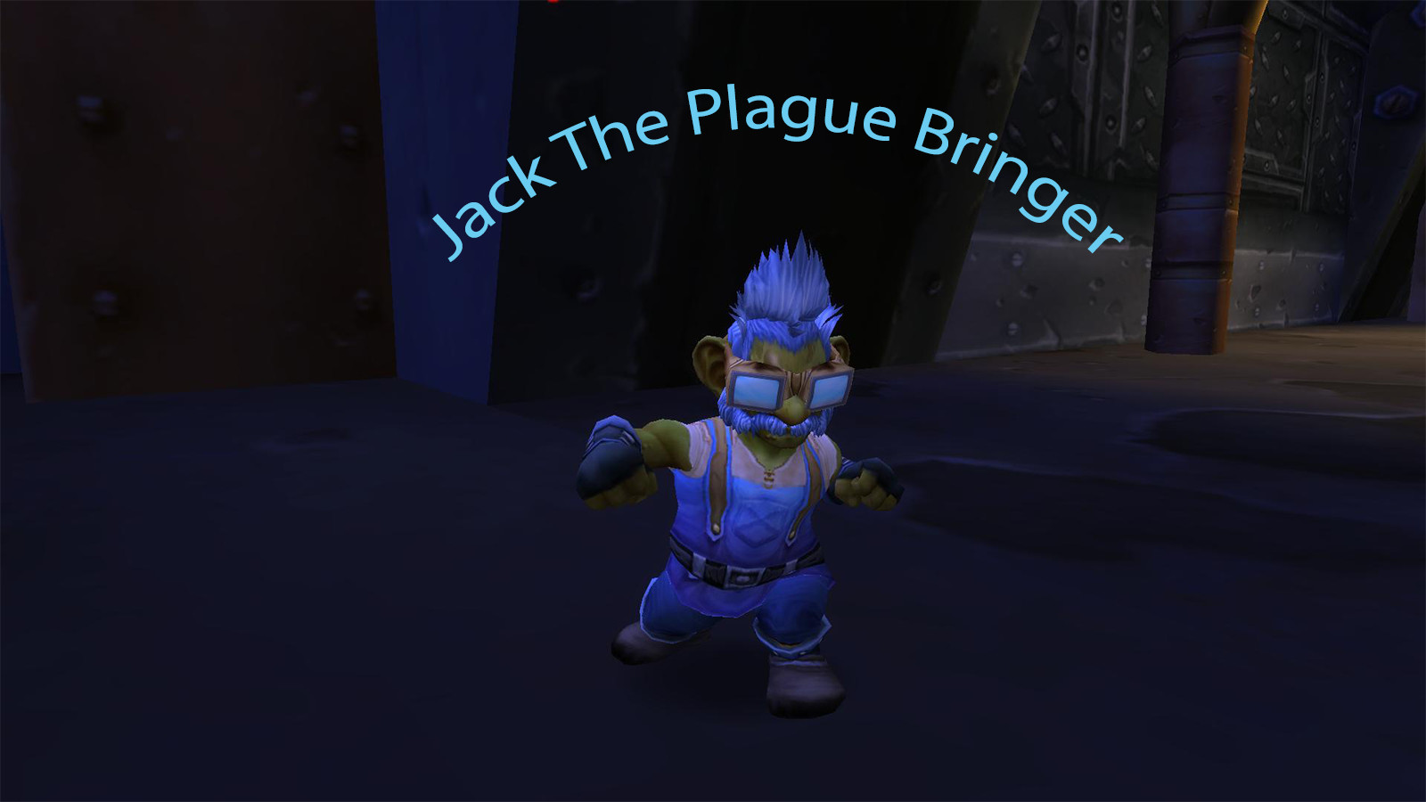 Jack The PlagueBringer