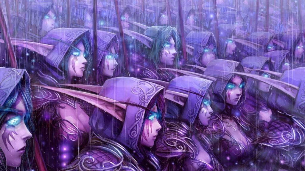 legions of elves